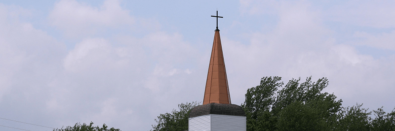 News from the churches church building steeple