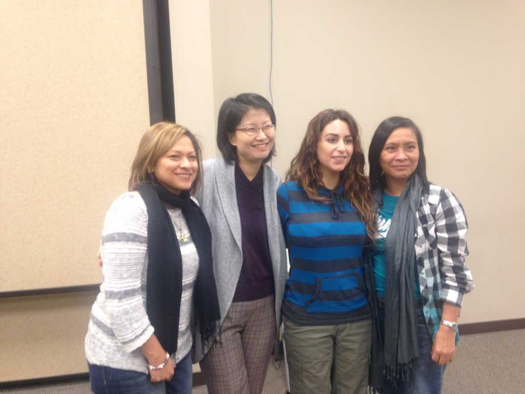 Vancouver Women BRKC Baptist Association