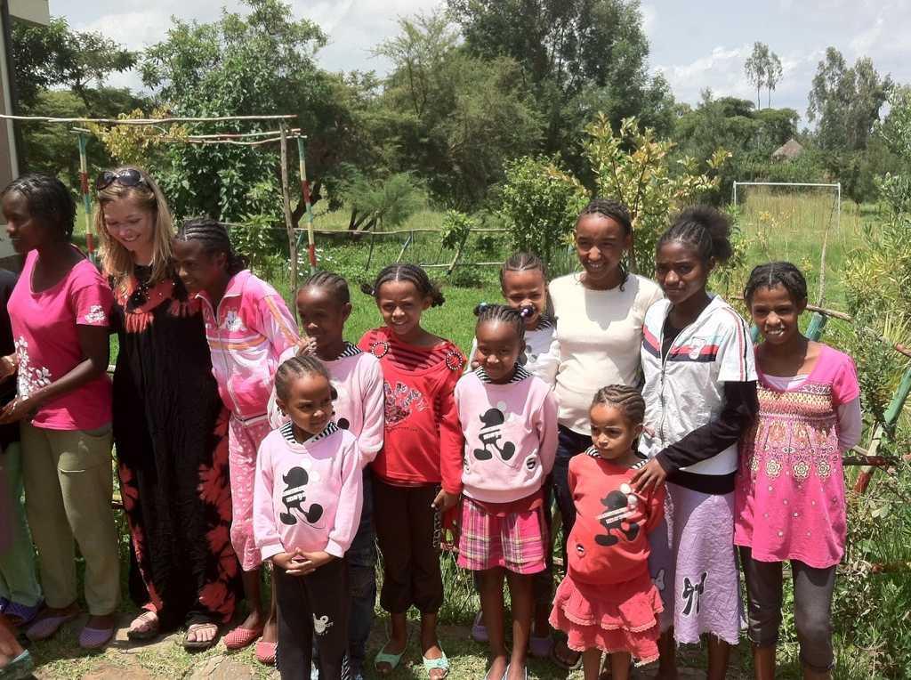 People Teams African Children BRKC Association