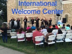 International Welcome Center