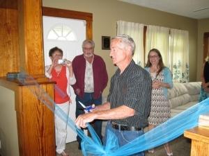 BRKC Baptist Restoration House Opening