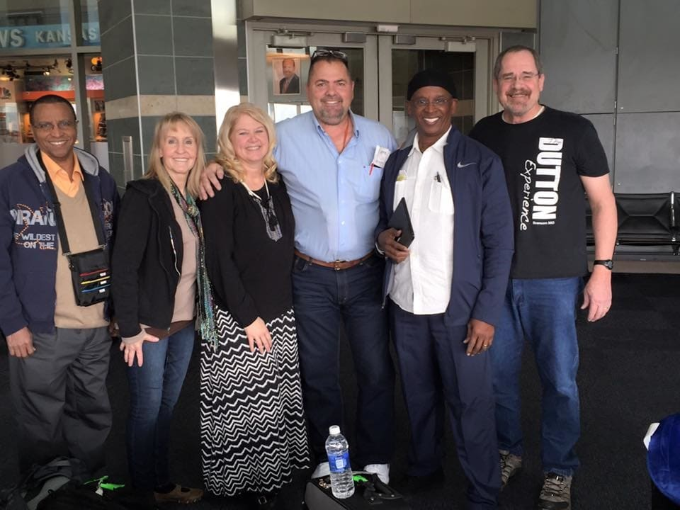 Blue River-Kansas City Baptist Association Horn of Africa Team