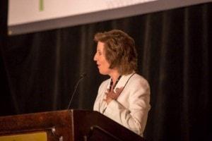 Congresswoman Vicky Hartzler, Cry Purple Award 2017