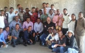 Horn of Africa Ethiopia Pastors