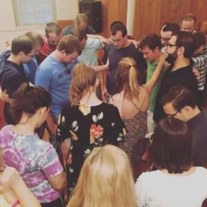 The Church in Waldo Prayer