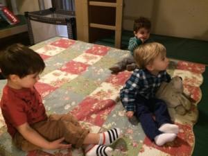 Vancouver Project BRKC Baptist Association Babies & Toddlers