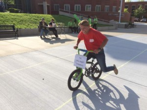 Tricycle Race Greg Knapp Restoration House Kansas City