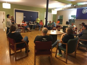 Multiethnic Church planting center Kansas City ESL Classes