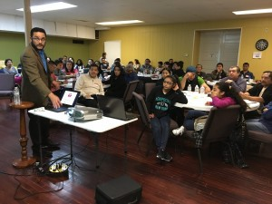 Hispanic church growth training Multiethnic Church Planting Center Kansas CIty