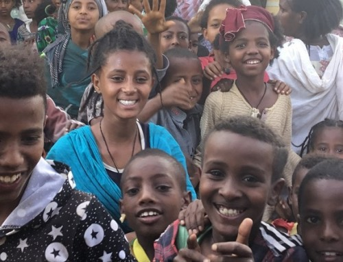 BRKC Shares The Love of God in Ethiopia