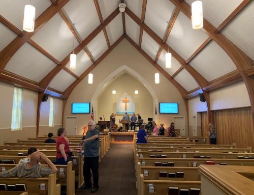 Immanuel Baptist Dedicates Sanctuary