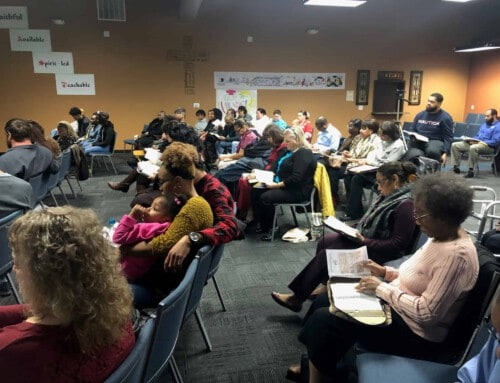 """Grace & Truth Baptist Impacting the Community """"from the inside out"""""""